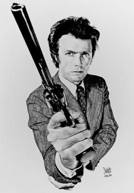 Clint Eastwood Smack
