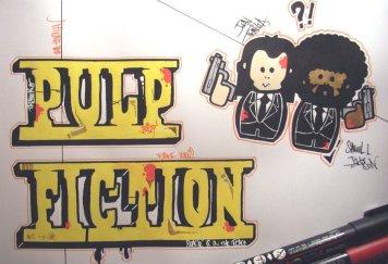 Graph Pulp Fiction Smack