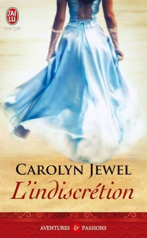 L'indiscrétion de Carolyn Jewel