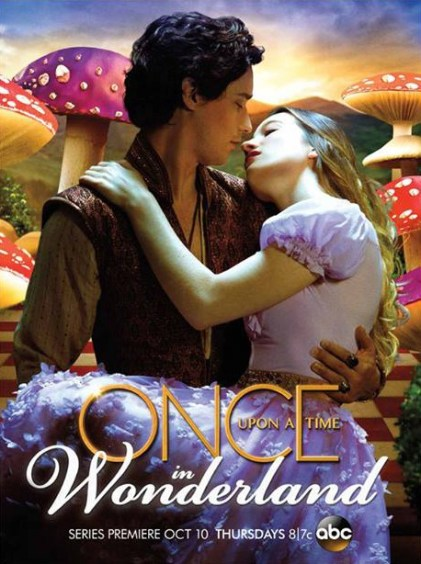 Once Upon A Time In Wonderland -