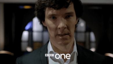 Photo de Sherlock : une surprise pour Noël…