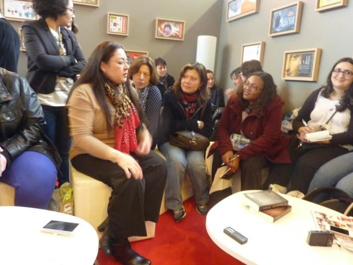 Sylvia Day Rencontre SDL 2013(Mars) - 011