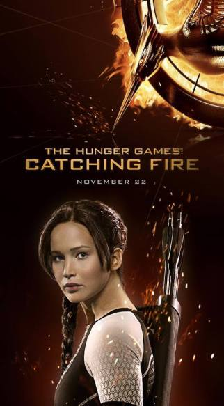Hunger Games 2 - Affiches VO 005
