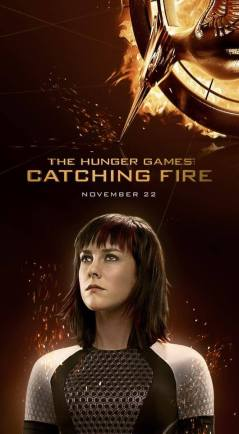 Hunger Games 2 - Affiches VO 006