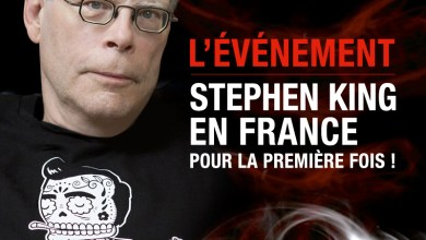 Photo of Stephen King, Bientôt  à la Rencontre de ses Fans Français