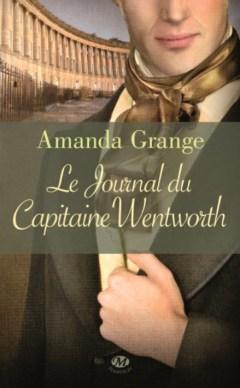 Le Journal du Capitaine Wentworth de Amanda Grange