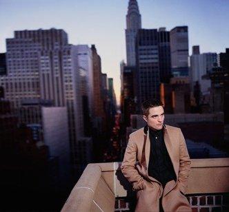 Robert Pattinson Pour Dior