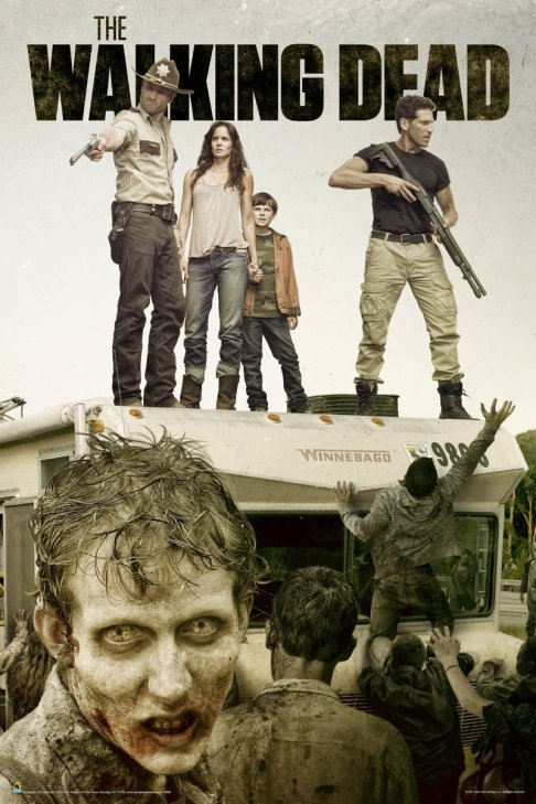 the walking dead saison 2 the walking dead saison 2. Black Bedroom Furniture Sets. Home Design Ideas