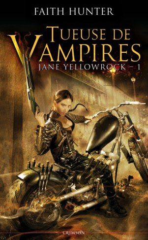 Jane Yellowrock, tome 1: Tueuse de Vampires