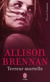 Terreur Mortelle de Allison Brennan