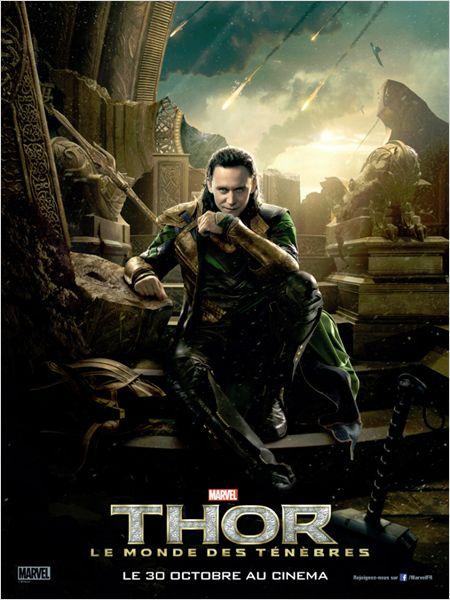 Affiche Thor 2 Le monde des ténèbres 11