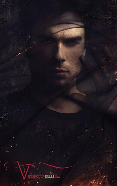 TVD promo S5 - Damon