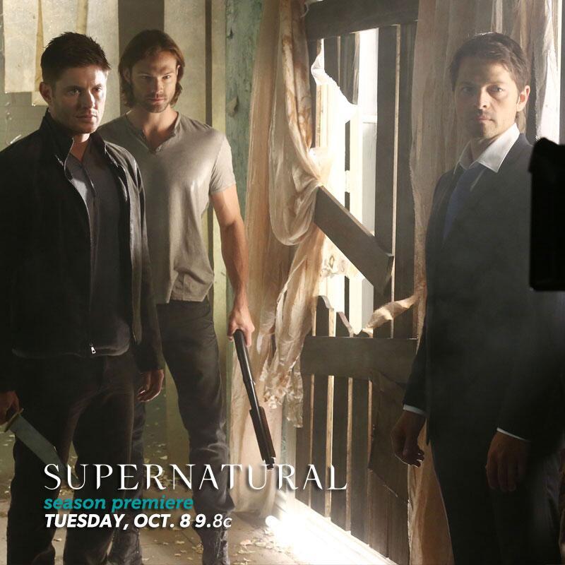 supernatural S9