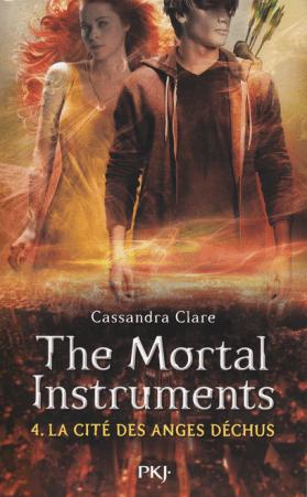 The Mortals Instruments La Cité des Anges Déchus