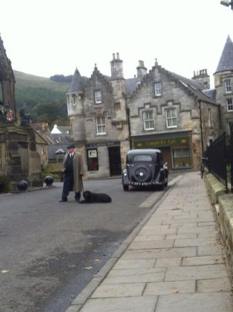 The Outlander - Photos tournages - 004