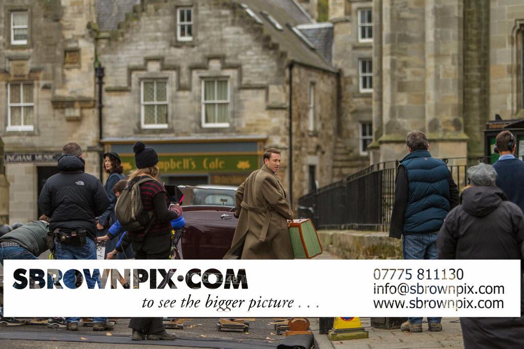 The Outlander - Photos tournages - 013