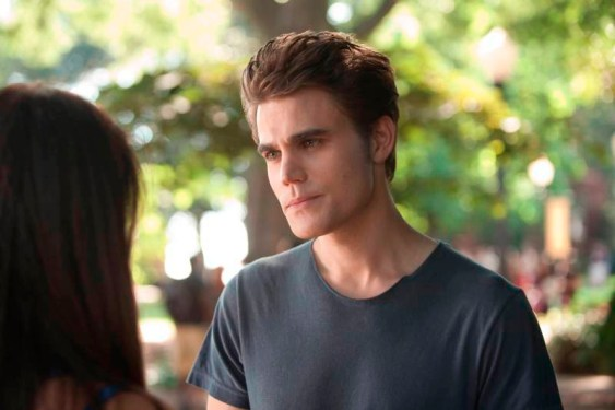 TVD 5x02 True Lies - Silas