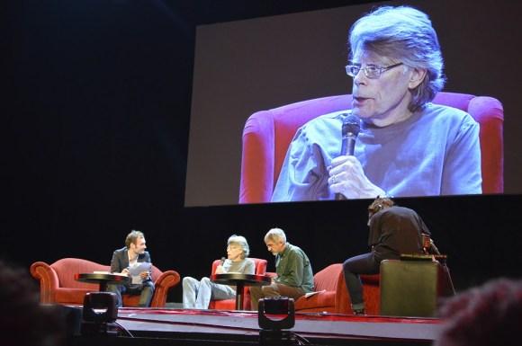 Rencontre Exceptionnelle avec Stephen King au Grand Rex
