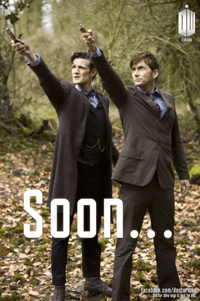 Doctor Who - The Day Of The Doctor - Poster