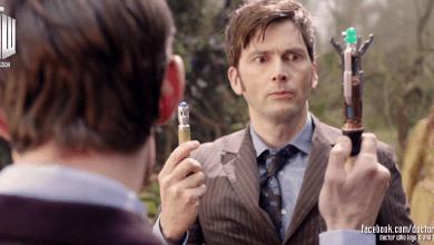 Photo de Premier extrait de l'épisode spécial de Doctor Who !
