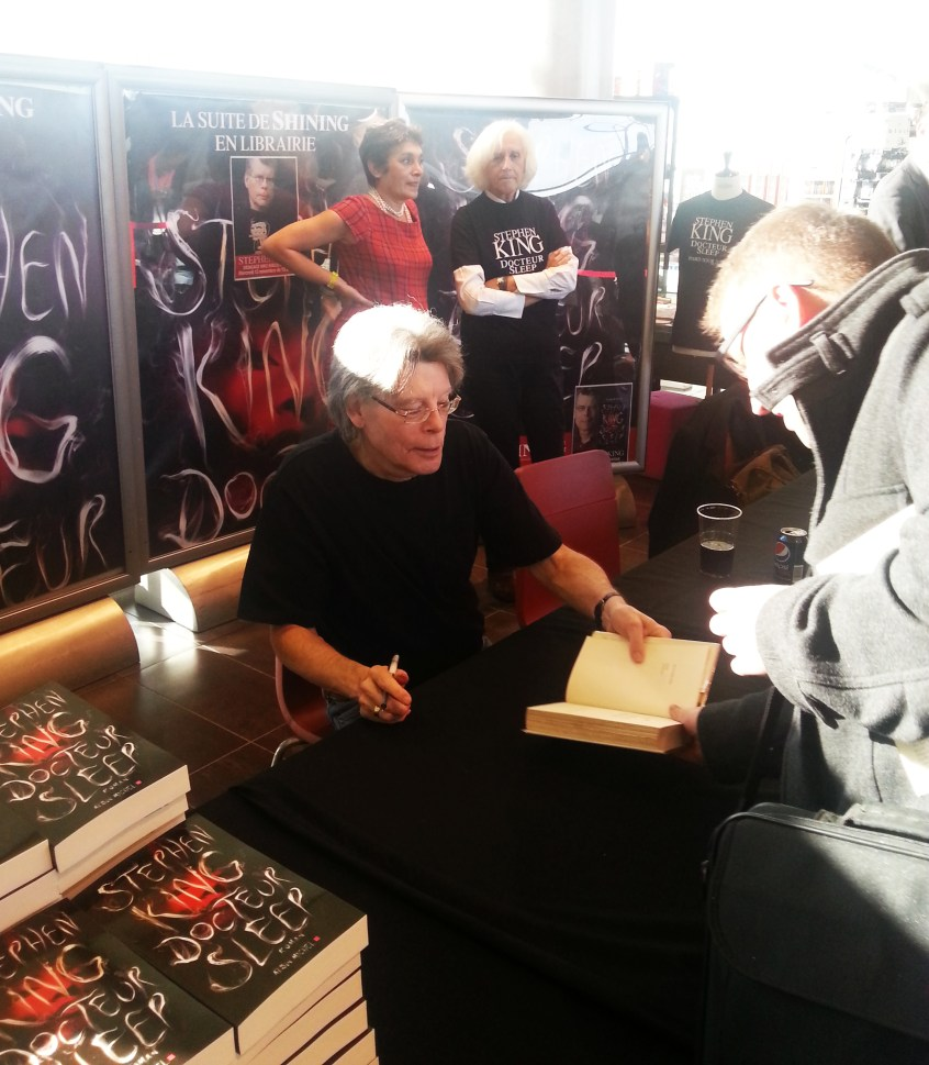 Stephen King - 13-11-2013- MK2- Bibliotheque- 20
