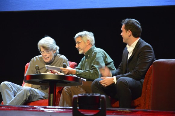Stephen King - Grand Rex - 16-11-2013 - 5