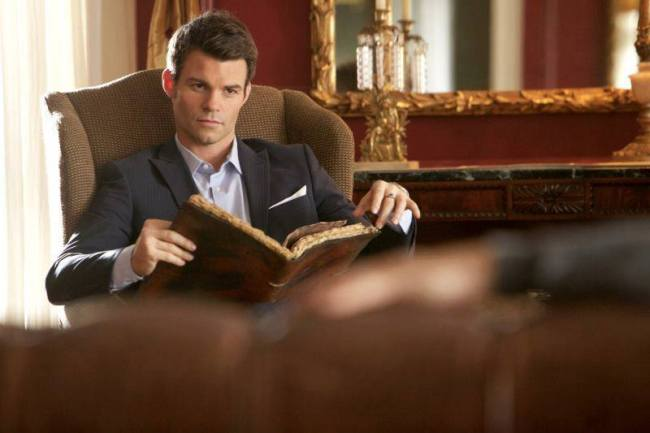 the originals S1E6 elijah