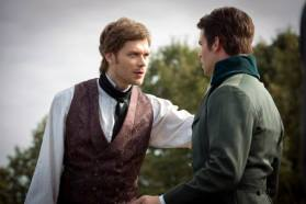 the originals S1E8 Klaus Elijah flash back