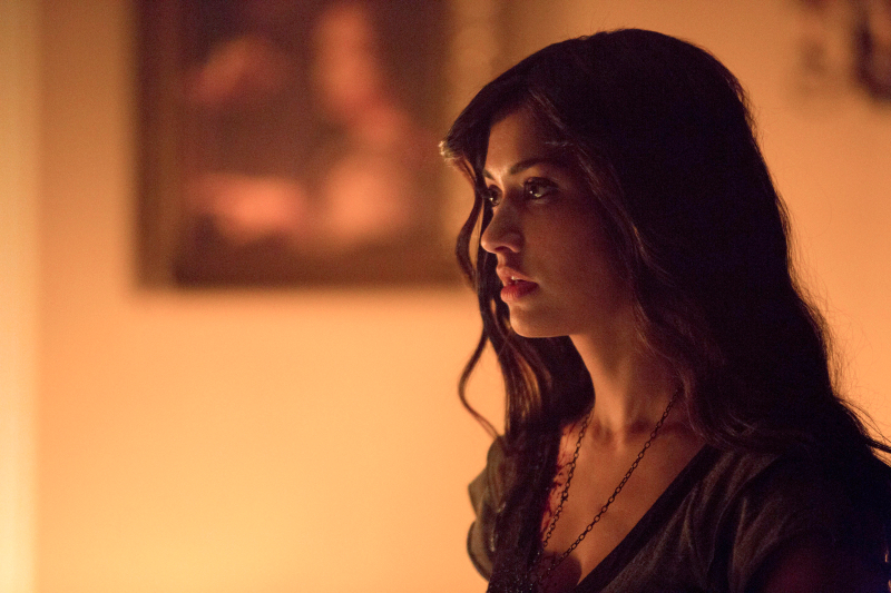 TVD 5x07 Death and the Maiden - Tessa
