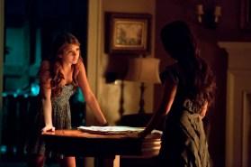 TVD 5x07 Death and the Maiden - Elena & Tessa