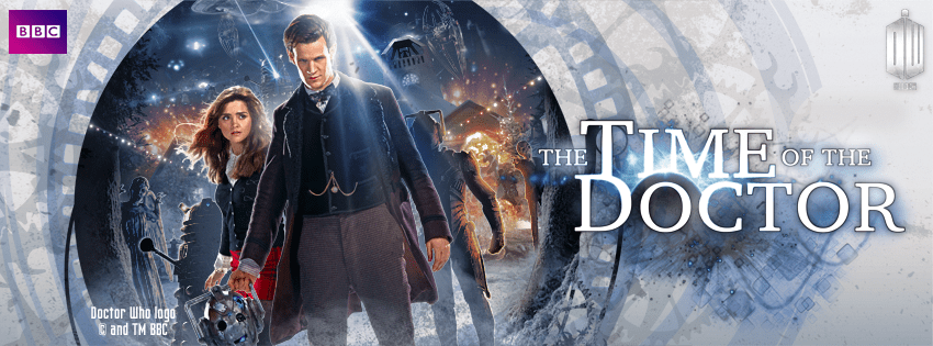 Doctor Who - Banniere Spécial Noel 2013