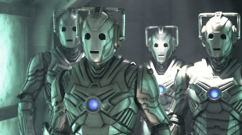 Doctor Who - The Time Of The Doctor - Cybermen
