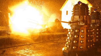 Doctor Who - The Time Of The Doctor - Daleks