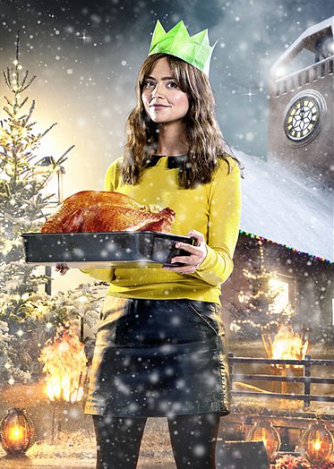 Doctor Who - The Time Of The Doctor - Jenna Louise Coleman