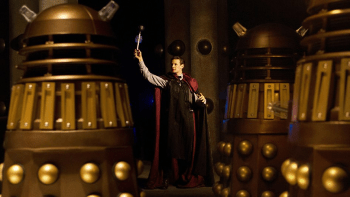 Doctor Who - The Time Of The Doctor - Matt Smith 2