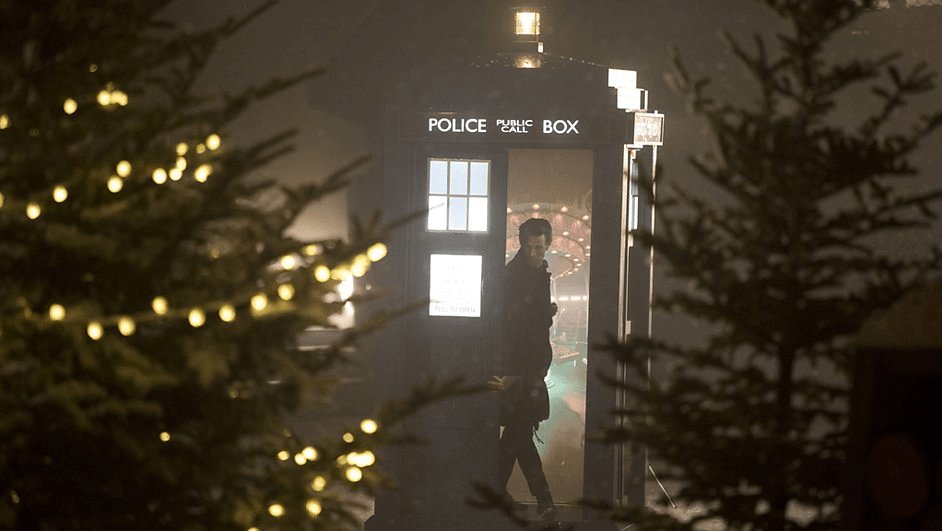 Doctor Who - The Time Of The Doctor - Matt Smith 4