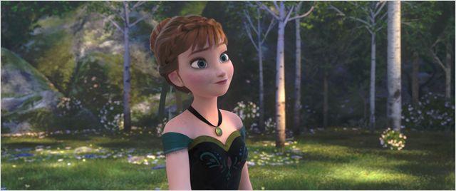 La Reine des Neiges - Anna