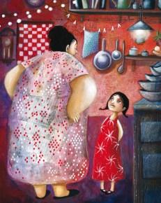 la robe rouge de nonna 4