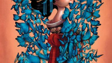 Photo de Madame Butterfly – Benjamin Lacombe