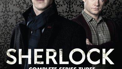 Photo de Sherlock, saison 3 : Sortie DVD et programme de diffusion