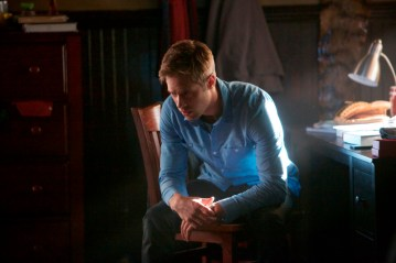 TVD 5x09 The Cell - Aaron