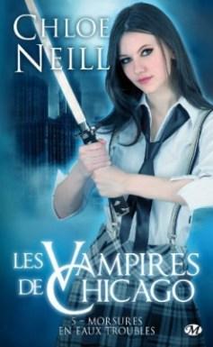 Vampires de Chicago, tome 5 de Chloé Neill