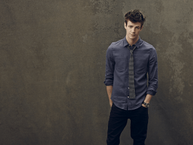 Arrow - Photoshoot - Grant Gustin