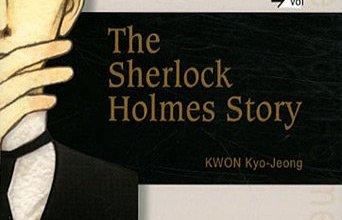 Photo de The Sherlock Holmes Story, tome 1 – Kyo-Jeong Kwon