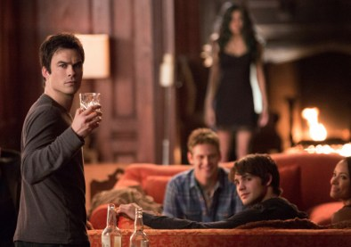 TVD 5x11 - 500 Years of Solitude - Damon