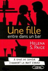 Une Fille entre dans un Bar - Helena S Paige