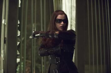 Arrow - S02E17 - Helena The Huntress