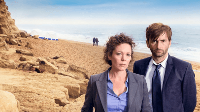 Broadchurch - David Tennant et Olivia Colman 6