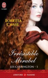 Les Carsington T1 - Irrésistible Mirabel de Loretta Chase