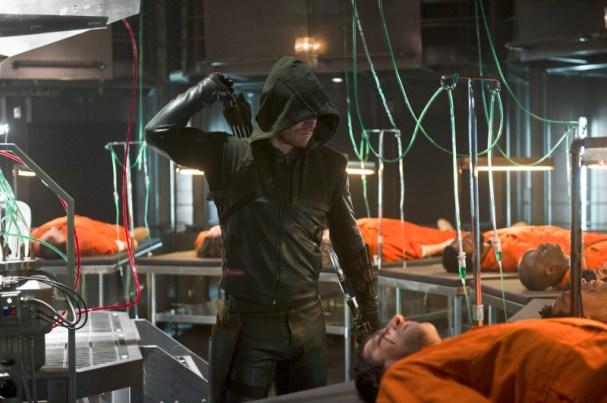 Arrow - S02E19 - Oliver Queen